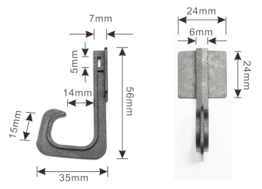 Cable Tie Hook